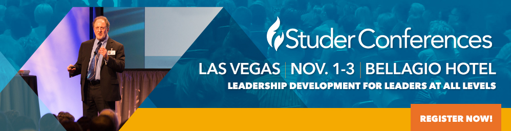 Studer Conferences Las Vegas