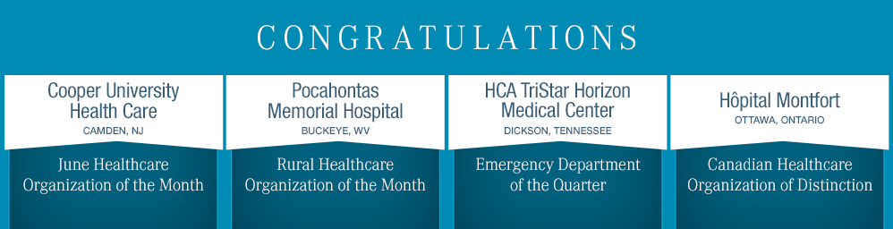 Healthcare Organization of the Month